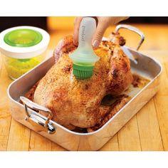 Zestaw z pędzelkiem do smarowania potraw Prepara Chef's basting