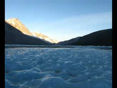 The Sounds of Ice Cracking Over Lake Bonney-- I should record the sound of ice breaking over Lake Mac. It's surreal.