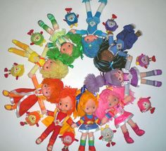 Rainbow Brite Color Kids by flying_narwhal, via Flickr