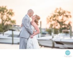 South Jersey & Philadelphia Wedding Photographer - Allison McCafferty Photography, LLC - Wedding Photography at Clarks Landing Yacht Club: Location: Clarks Landing Marina, 63 St Mihiel Dr, Riverside, NJ 08075.