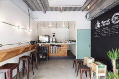 Turret Coffee / ターレットコーヒー