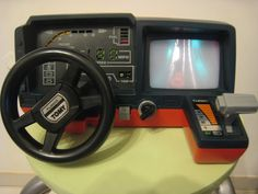 my brothers had one of these i was like yay!!! i know how 2 drive lol...