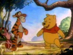 Cartoons: Winnie The Pooh - Rabbit Takes A Holiday