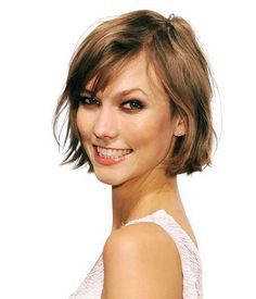 Thin Hair Hairstyles Custom Cute Short Messy Bob Hairstyle For Thin Hair  Styles Art  Hair