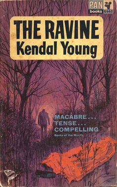 The Ravine by Kendal Young. Pan 1964. Cover artist Oliver Brabbins