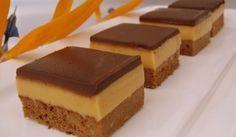 Cómo preparar pastelitos de naranja y chocolate