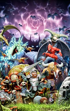 Ghost' n Goblins (Arcade) Video Game Posters, Video Game Characters, Video Game Art, King's Quest, Arcade Retro, Goblin Art, Bartop Arcade, Minecraft Banner Designs, Retro Poster