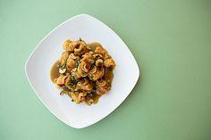 Leong's Asian Diner Cashew Chicken