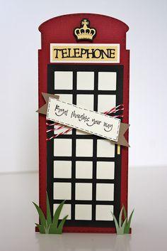 Phone Booth Card!