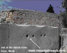 Proof Of Superior Ancient Technology - Found In All Four Corners Of The World - MessageToEagle.com