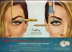 Helena Rubinstein makeup, 1963