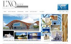 Hemos hecho un proyecto de web y redes sociales para L'XQ Site Magazine: web, estrategia de redes, diseño de imagen corporativa. Visita nuestra: www.lxqsite-mag.com