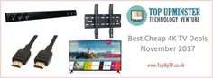 Best Cheap TV Deals in November Looking for that perfect affordable TV deal? Large Tv, Tv Reviews, Good And Cheap, Technology, Electronics, Tech, Tecnologia, Consumer Electronics