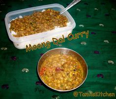 Healthy Moong Dal Curry   http://tamilsasikitchen.blogspot.co.uk/2013/05/whole-moong-dal-green-moong-dal-curry.html