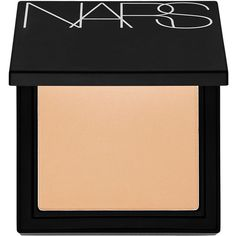 NARS All Day Luminous Powder Foundation SPF 24 (2,210 DOP) ❤ liked on Polyvore featuring beauty products, makeup, face makeup, foundation, beauty, make, 34. foundation & blush., powder, filler and oil free foundation