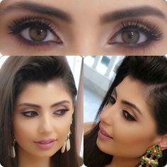 Saturday Natural Make Up with my gorgeous Dolly Ayash @dollyayash ❤❤❤enjoy - @makeupbybouba-