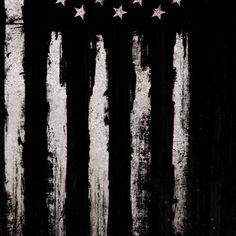 White Grunge American flag Leggings by Mydream - Medium