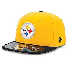 NewEra x  Steelers Men s Sideline Classic 59FIFTY  35 Pittsburgh Steelers  Hats 926d02c40b7f