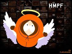 South Park Characters: Kenny by ~Zwerg-im-Bikini on deviantART