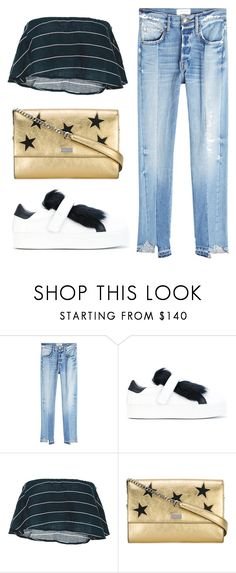 """""""Throw and Go"""" by tsma ❤ liked on Polyvore featuring Frame, Moncler, Faithfull and STELLA McCARTNEY"""