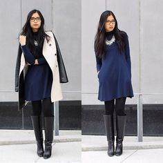 Simple and Easy Fashion Boots, Normcore, Simple, Coat, Easy, Jackets, Dresses, Down Jackets, Vestidos