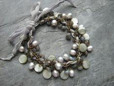 Ribbon and Pearls