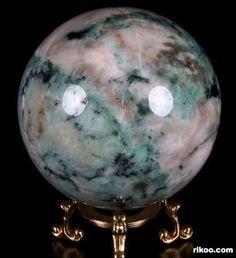Emerald Crystal Ball