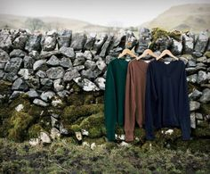 John Smedley knitwear made in Derbyshire since 1784