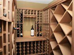 Um closet para seus vinhos