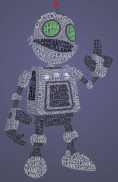 #RatchetandClank Word Art via Reddit user TCosi