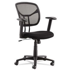 Office Impressions 4818 Mesh Task Chair Black