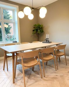 Dining Chairs, Dining Room, Dining Table, Still Have, Second Floor, Flooring, Space, Furniture, Instagram
