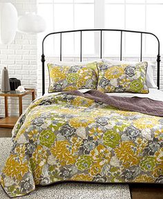 CLOSEOUT! Mya Quilts - Quilts & Bedspreads - Bed & Bath - Macy's