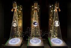 de Bijenkorf 'Festive Season' Christmas Window Displays - Best Window Displays