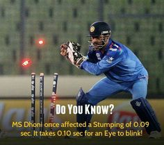 #fun-fact #MSD # captaincool