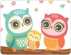 why are cartoon owls so cute! www.brightstarkids.com.au