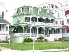 Cape May NJ Victorian