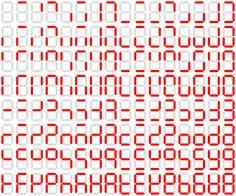 File:7-segment.svg Computer Keyboard, Electronics, Display, Floor Space, Computer Keypad, Billboard, Keyboard, Consumer Electronics