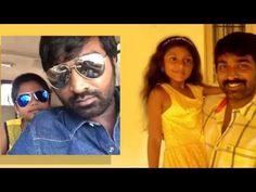 Vijay Sethupathi Family Photos 2016