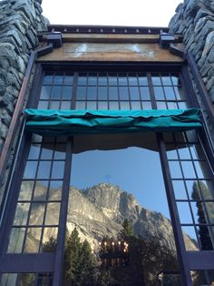 Ahwahnee Hotel in Yosemite National Park, CA