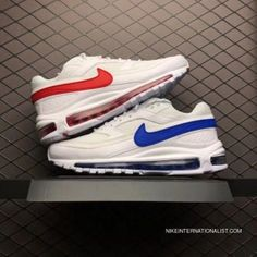 53939a5f65 Free Shipping Men Skepta X Nike Air Max 97 / BW Running Shoe SKU:155561