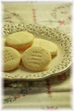 お豆腐と米粉のふんわりクッキー