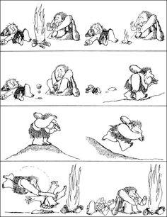 Quino - Potentes, prepotentes e impotentes (Powerful, Arrogant and Impotent) Beste Comics, Lucky Luke, Humor Grafico, Fun Comics, Amazing Adventures, Political Cartoons, Satire, Love Art, Comic Strips