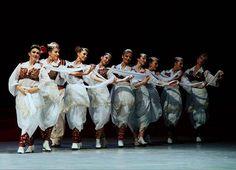 Dance from Tirana, Albania