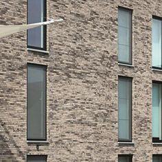 clay-large-format facing brick