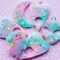 Kawaii Crafts, Cute Crafts, Diy And Crafts, Arts And Crafts, Kawaii Accessories, Kawaii Jewelry, Cute Jewelry, Jewlery, Kawaii Phone Case