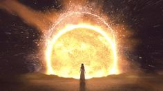"flyngdream: ""Bradley G. Munkowitz & Stephen Marshall - ORA Prophecy | gif by FD """