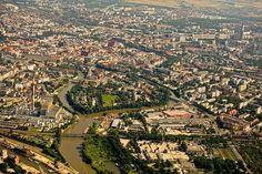 Portal Wrocław Nasze Miasto.pl opublikował zbiór nowych lotniczych zdjęć Wrocławia. Naszym zdaniem - są piękne :)