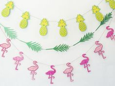 Tropical Party Banners - Photo 1