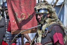Ermine Street Guard @ World Heritage Day, Bath